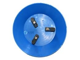 金冷水泵防雨罩-PP Φ280 蓝色 20只/箱
