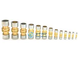 速合免焊复合环-等径 Φ6.35/0.8 10只/包
